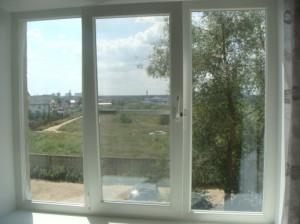 "Пластиковое окно из профиля Monblаn с теплопакетом ""Стис"""