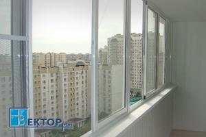Остекление и утепление балкона или лоджии