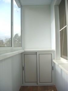Пример нашей комплексной работы: остекление, утепление и отделка балкона