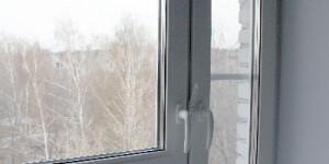 Окно с горизонтальным импостом