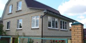 Комплексное остекление загородного дома под ключ