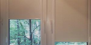 Рулонные шторы UNI-2, цвет: Квадро-01