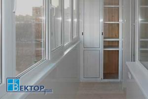Качественное остекление балконов ПВХ