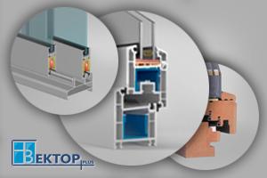 Три основных вида остекления балкона